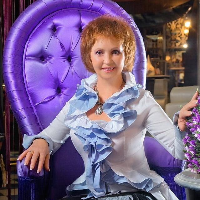 Психолог Валентина Даринская