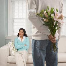 цветы и романтика